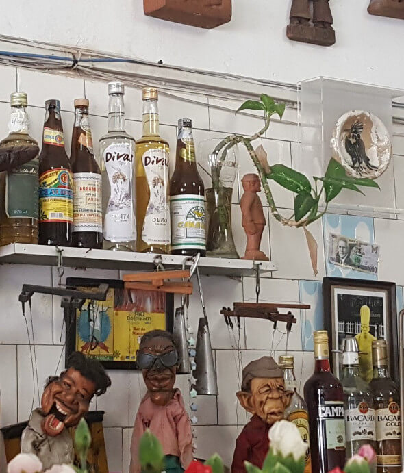 Bar do Mineiro - Santa Teresa