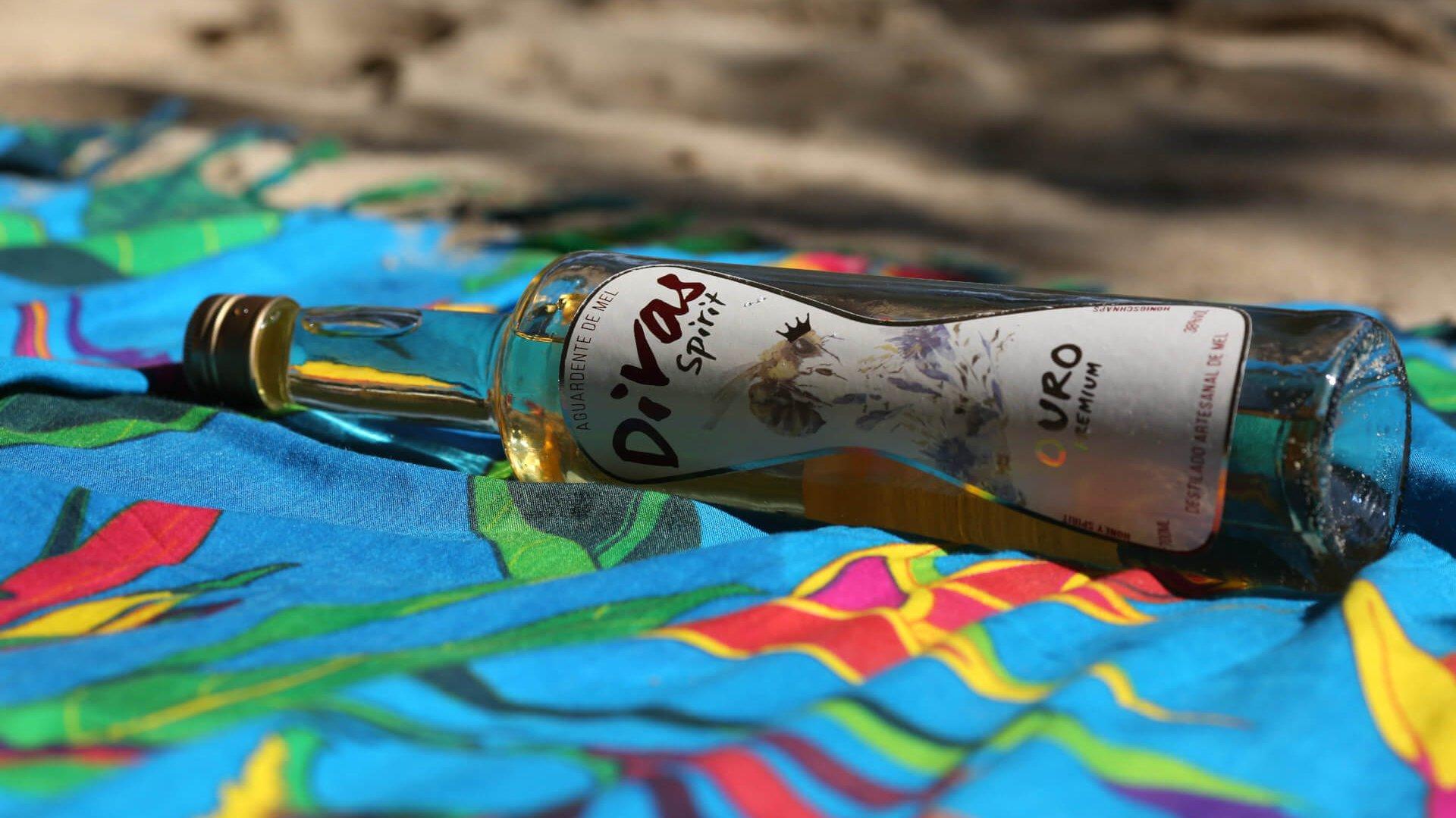 Divas Spirit na praia